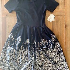 Elegant Amelia A line dress